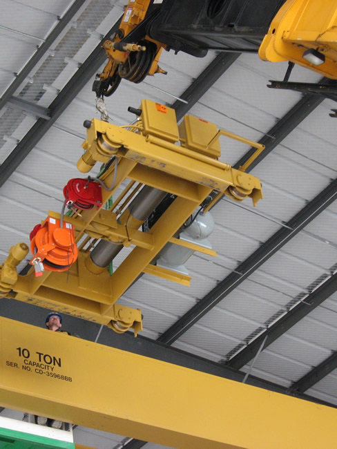 Overhead Gantry Crane Training Aberdeen : Crane inspection repair and maintenance seattle tacoma